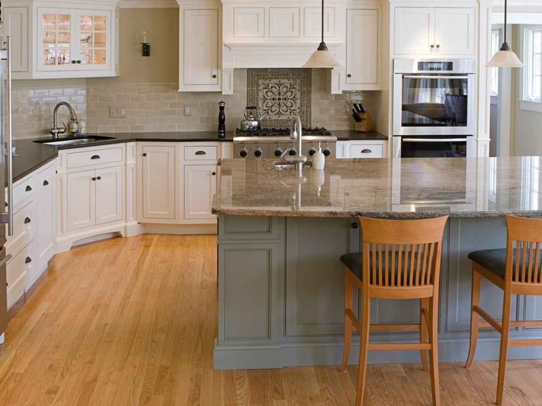 Corridor Kitchens | North Liberty Cabinetry Design ...