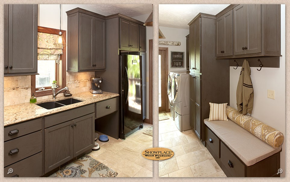 Gallery corridor kitchens for Corridor kitchen