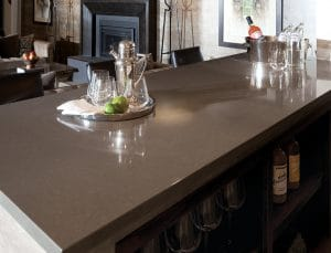 Cambria Countertop in kitchen